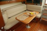 wel cstl 360 cabine dining set