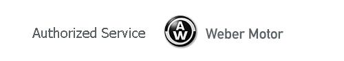 weberlogoAuthorized